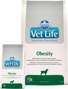 Vet Life Dog 5258 2kg Obesity