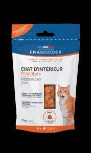 Francodex 170245 Przysmak dla kotów układ mocz 65g
