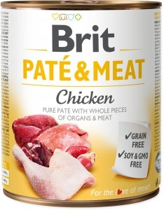 Brit Care Pate&Meat Chicken 800g