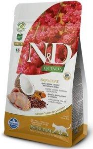 ND Cat NG 5790 Adult Quinoa 1,5kg Digestion Lamb&F