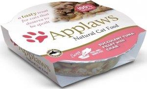 Applaws 7003 Cat Tuńczyk z Krabem 60g miseczka