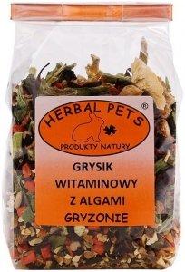 Herbal Pets 4630 Grysik witaminowy z algami 150g