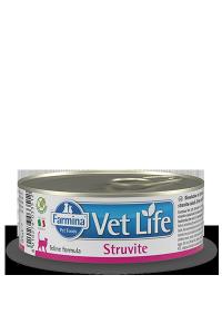 Vet Life Cat 2871 Natural Diet 85g Struvite