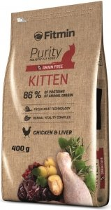 Fitmin Cat 400g Purity Kitten