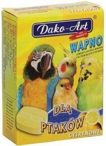 Dako-Art 621 Wapno dla ptaków cytrynowe