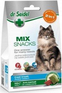 Seidel 1223 Smakołyki dla kotów oddech & malt 60g