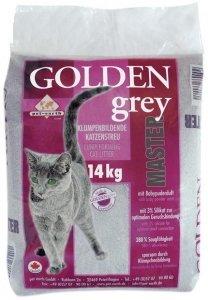 Piasek 31140 Golden Grey Master 14kg