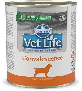 Vet Life Dog 2789 Natural Diet 300g Convalescence*