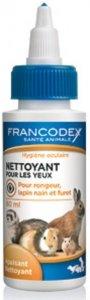Francodex 170375 Płyn do czyszcz. oczu d/gryz 60ml