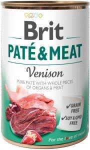 Brit Care Pate&Meat Venison 400g