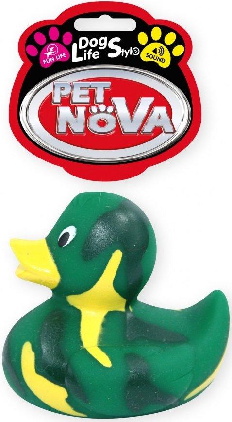 Pet Nova 1557 Kaczuszka 7cm, zielona