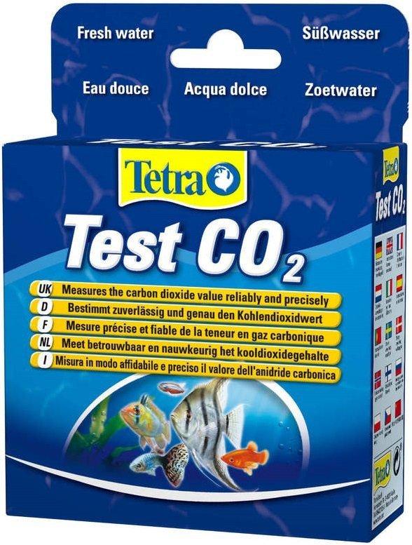 Tetra 734258 Test Test CO2 2x10ml