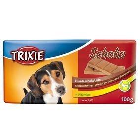 Trixie 2970 Czekolada dla psa czarna 100g