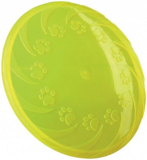 Trixie 33505 Frisbee z gumy termoplastycznej 18cm