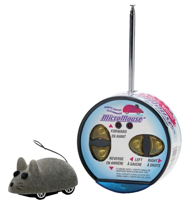 Ethical 2300-6 Zabawka Mysz zdalnie ster dla kota