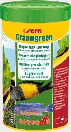 Sera 00392 Granugreen 250ml gran pielęgnice