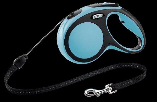 Flexi 2890 Comfort M Cord 5m 20kg niebieska*