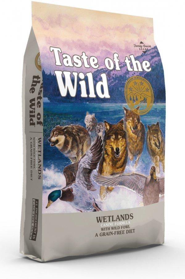 Taste of the Wild 2192 Adult Wetlands 2kg