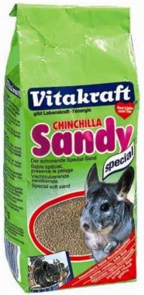 Vitakraft 5245 Chinchilla Sandy 1kg piasek szynsz