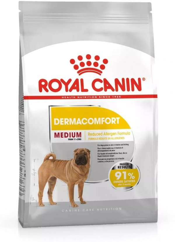 Royal 271920 CCN Medium Dermacomfort 3kg