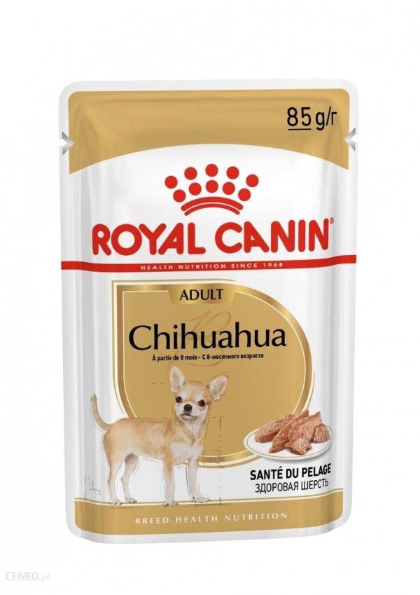 Royal 267130 Chihuahua saszetka 85g