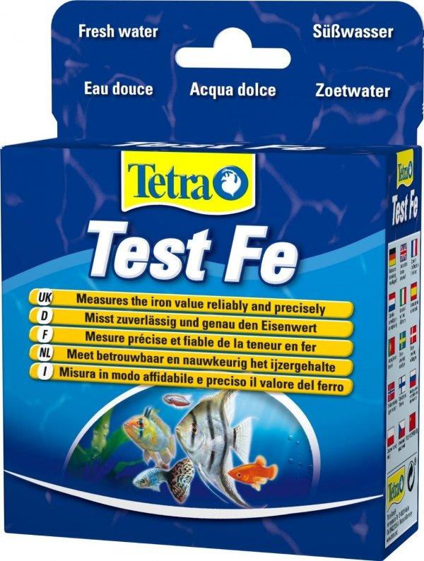 Tetra 756496 Test Fe 10ml + 16,5g