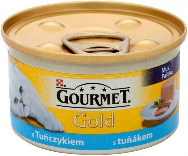 Gourmet Gold 85g Mus z tuńczykiem