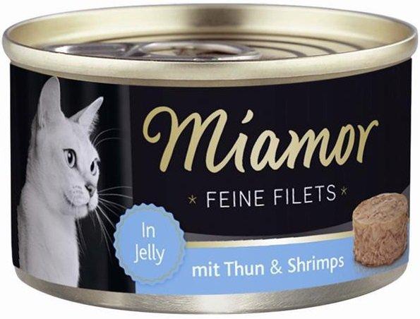 Miamor 74050 Feline Filets Heller Tuńczy+Krew 100g
