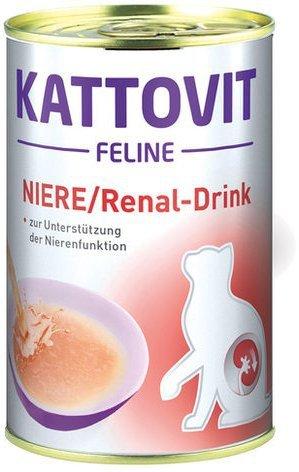 Kattovit 77361 Drink Niere/Renal 135ml