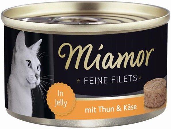 Miamor 74046 Feline Filtes Tuńczyk+Ser 100gr