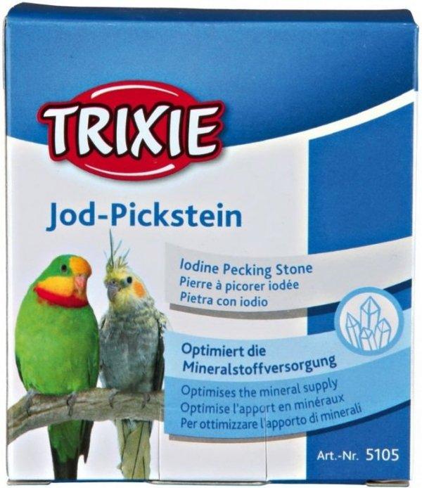 Trixie 5105 Wapienka dla papug z jodem