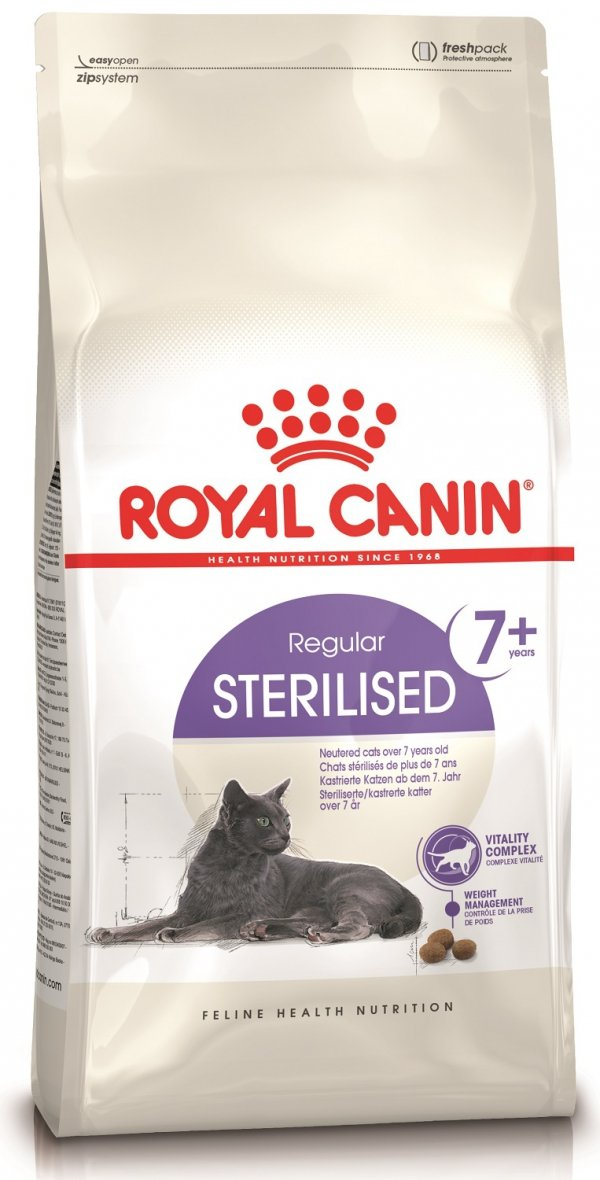 Royal 227410 Sterilised +7 1,5kg