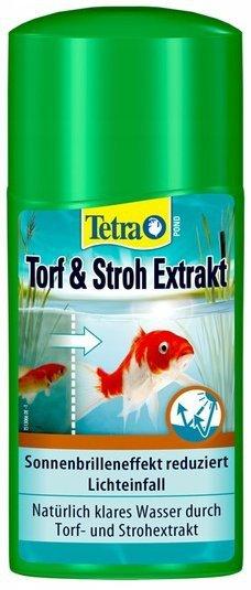 Tetra Pond 751187 Torf & Stroh Extrakt 250ml