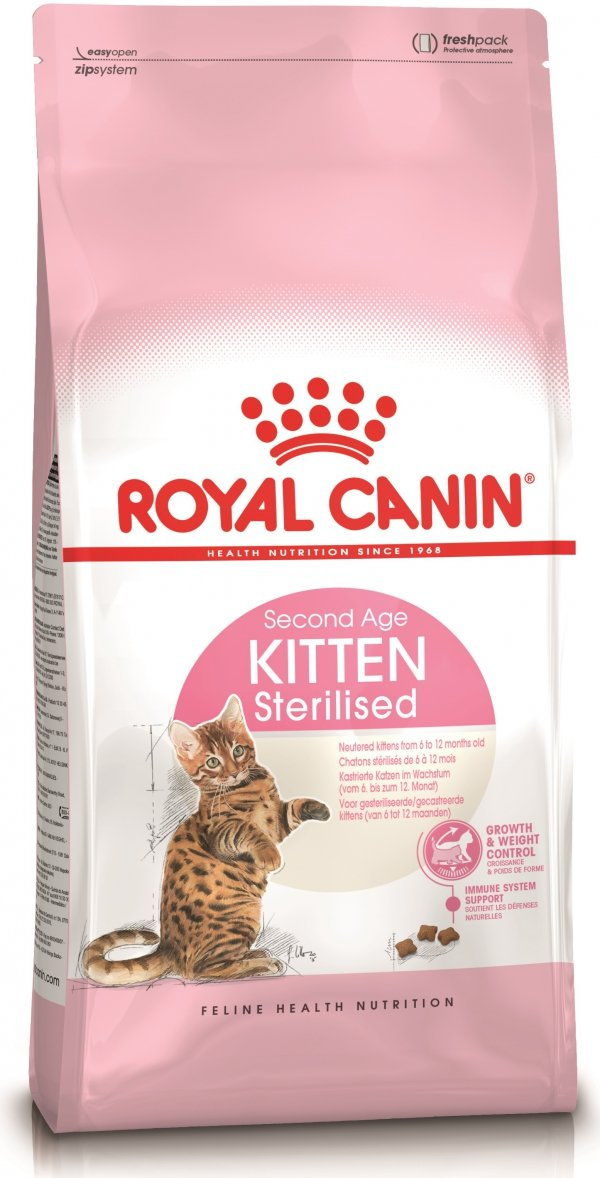 Royal 249630 Kitten Sterilised 3,5kg