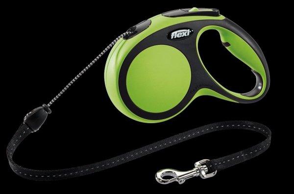 Flexi 2892 Comfort M Cord 5m 20kg zielona*