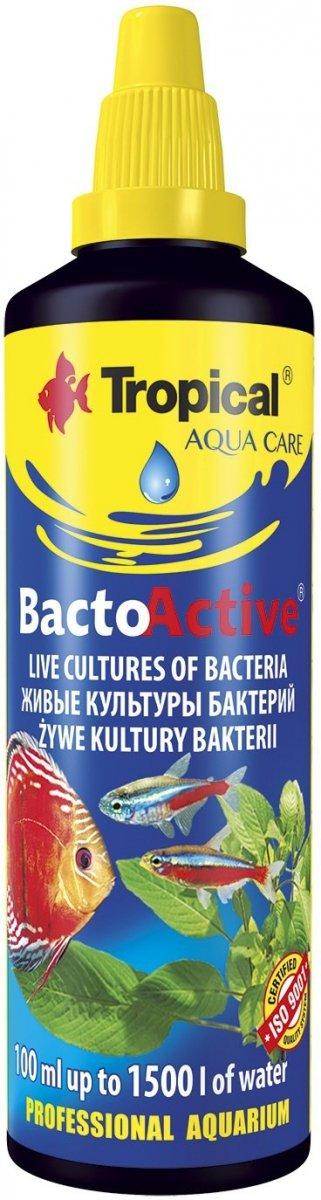 Trop. 34304 Bacto Active 100ml szczepy bakterii