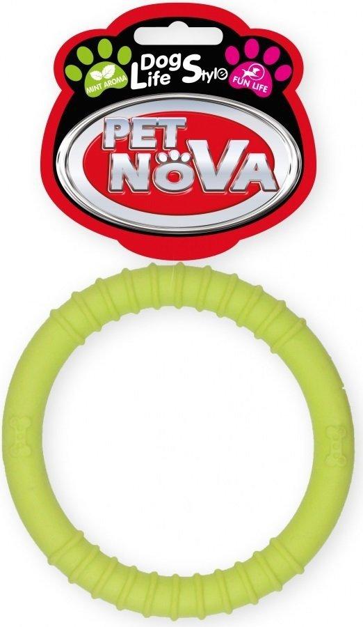 Pet Nova 2189 Ringo 9,5cm żółte aromat mięta