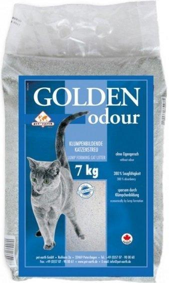 Piasek 32070 Golden Grey Odour 7kg
