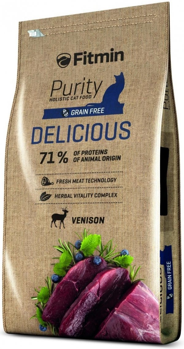 Fitmin Cat 400g Purity Delicious