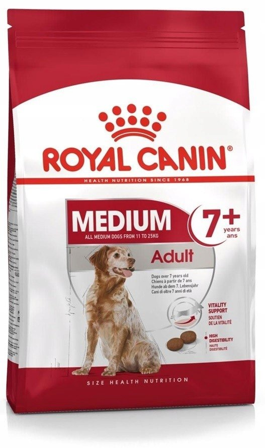 Royal 286450 Medium Adult 7+ 15 kg