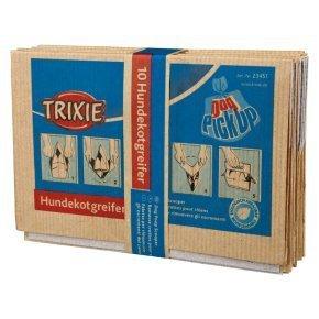 Trixie 2345 Worki na odpady-papierowe 10szt