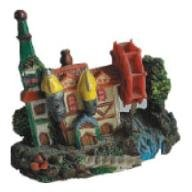 Hailea H8240 Zamek z młyńskim kołem dek do akwariu