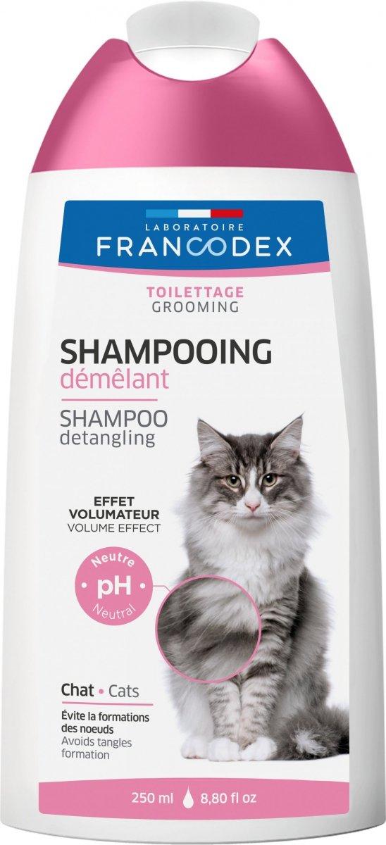 Francodex 172458 Szampon 2 w 1 dla kotów 250ml