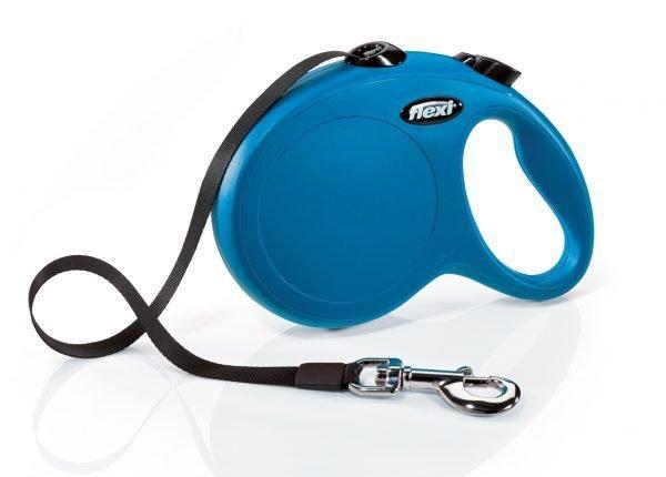Flexi 3231 Classic L Tape 5m 50kg niebieska