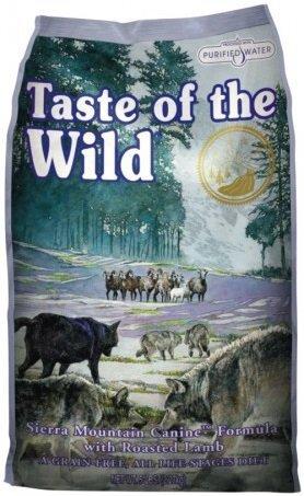 Taste of the Wild 2352 Adult Sierra Mountain 6kg