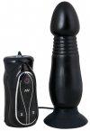 Korek analny z wibracjami Anal Pusher 16 cm