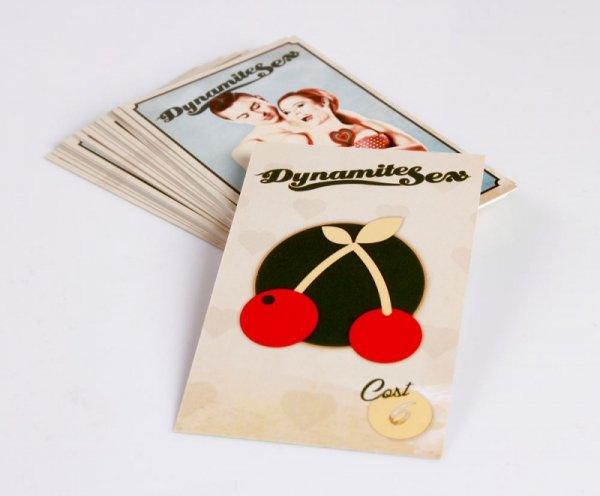 Gra planszowa - Dynamite sex