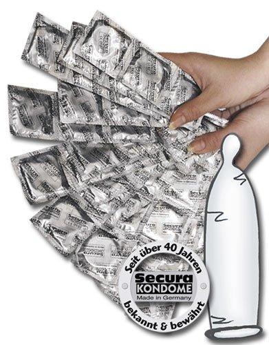 Prezerwatywy 1 szt Secura