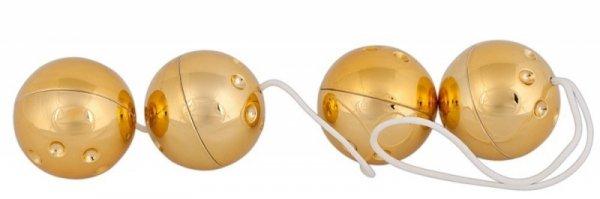Pleasure Balls GOLD - 4