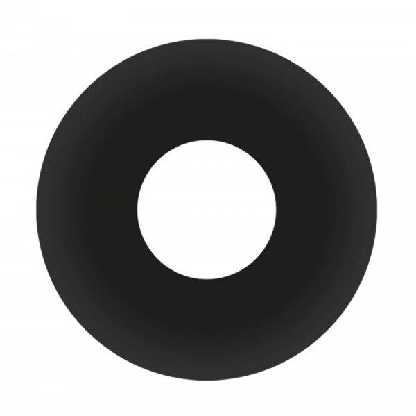 Korek analny silikonowy Lust z zatyczką 10 cm